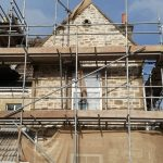 Trust-In Building Services lime pointing, Chippenham